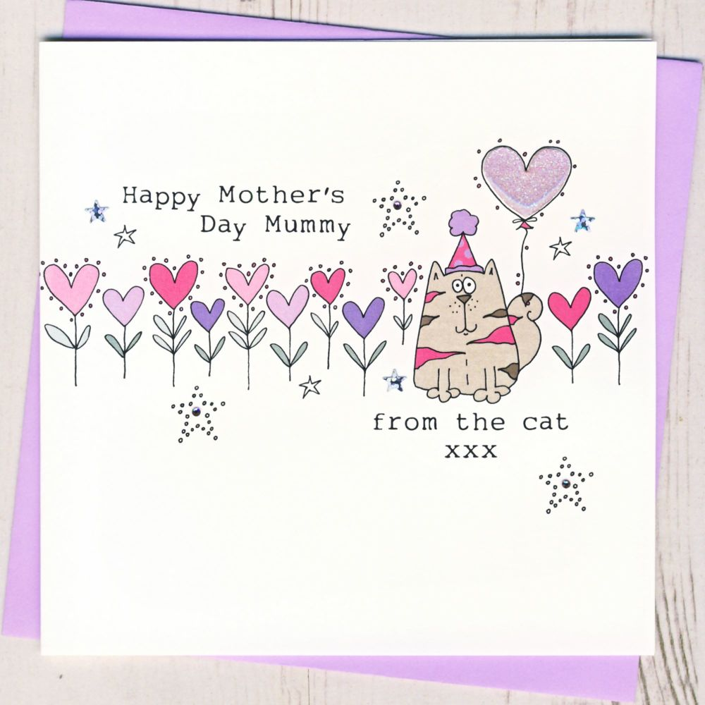 <!-- 010 -->Happy Mother's Day From The Cat