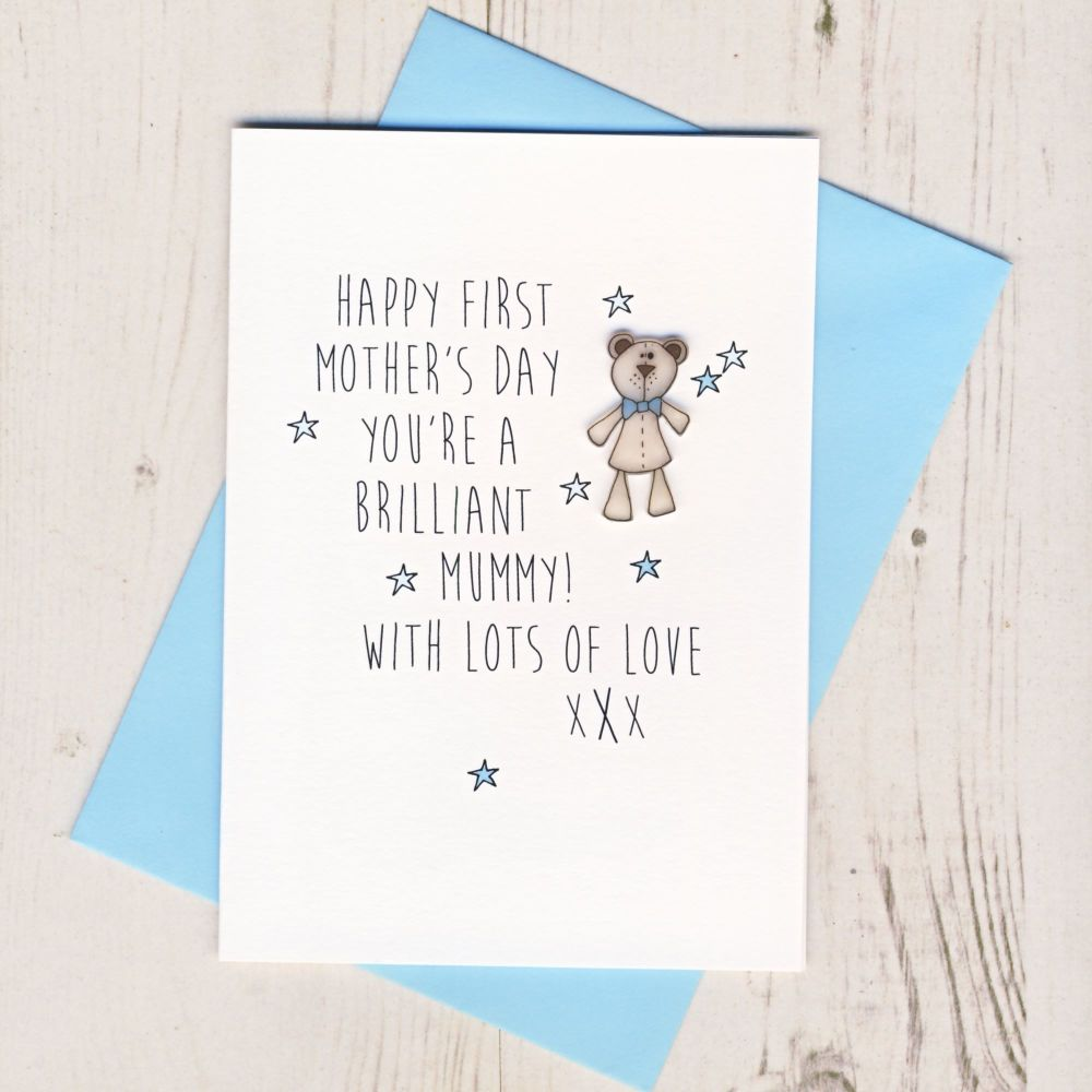 Mum To Be Mother's Day Card
