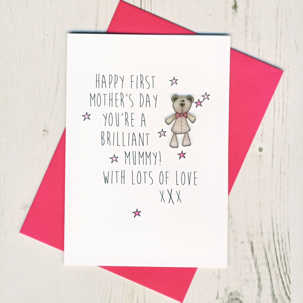 <!-- 015 -->Happy First Mother's Day