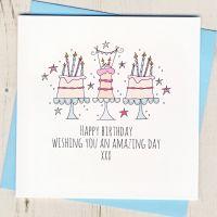 <!-- 015 -->Birthday Cakes