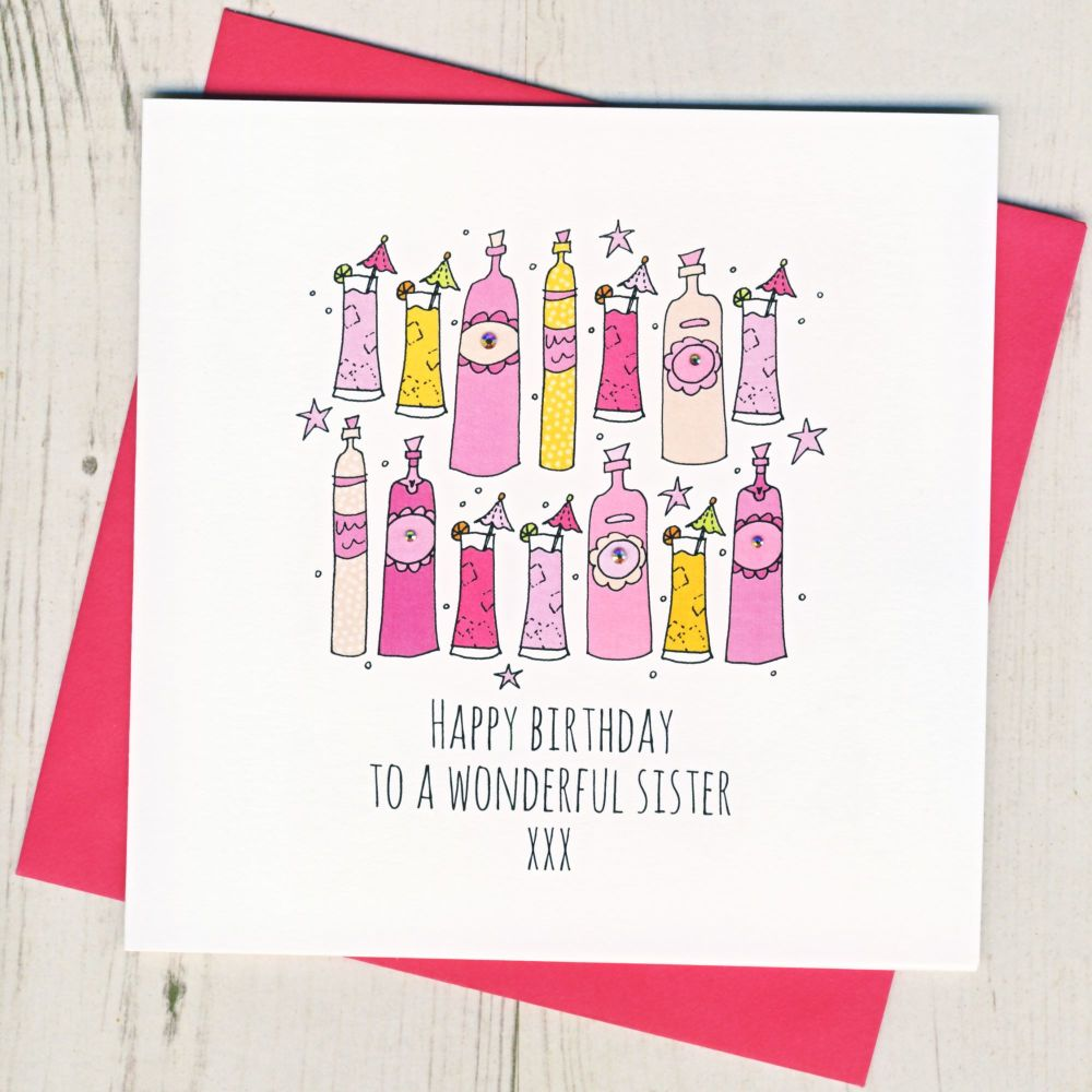 <!-- 002 -->Happy Birthday Sister