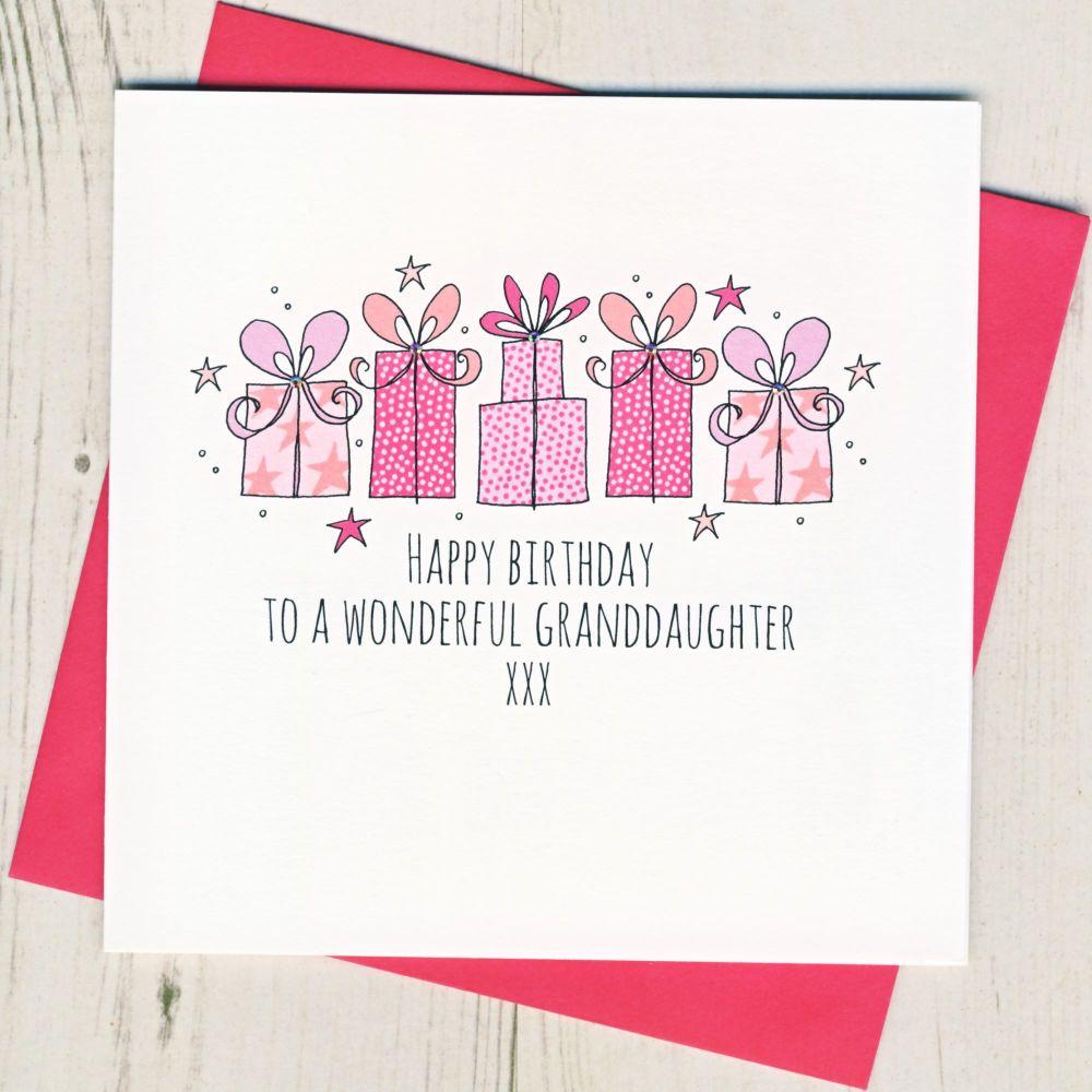 <!-- 002 -->Happy Birthday Granddaughter