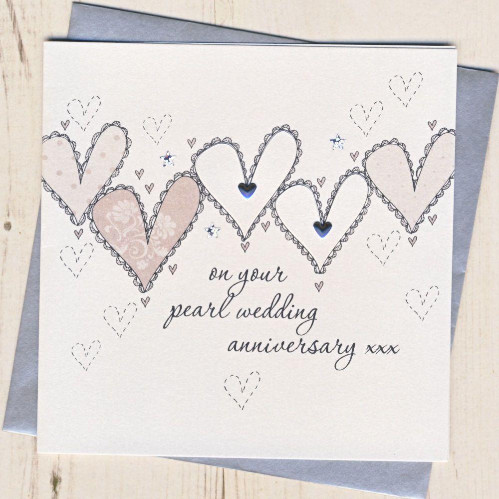Happy Pearl Anniversary