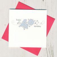 <!-- 006 -->Happy 40th Birthday