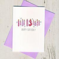 <!-- 002 -->Happy 13th Birthday