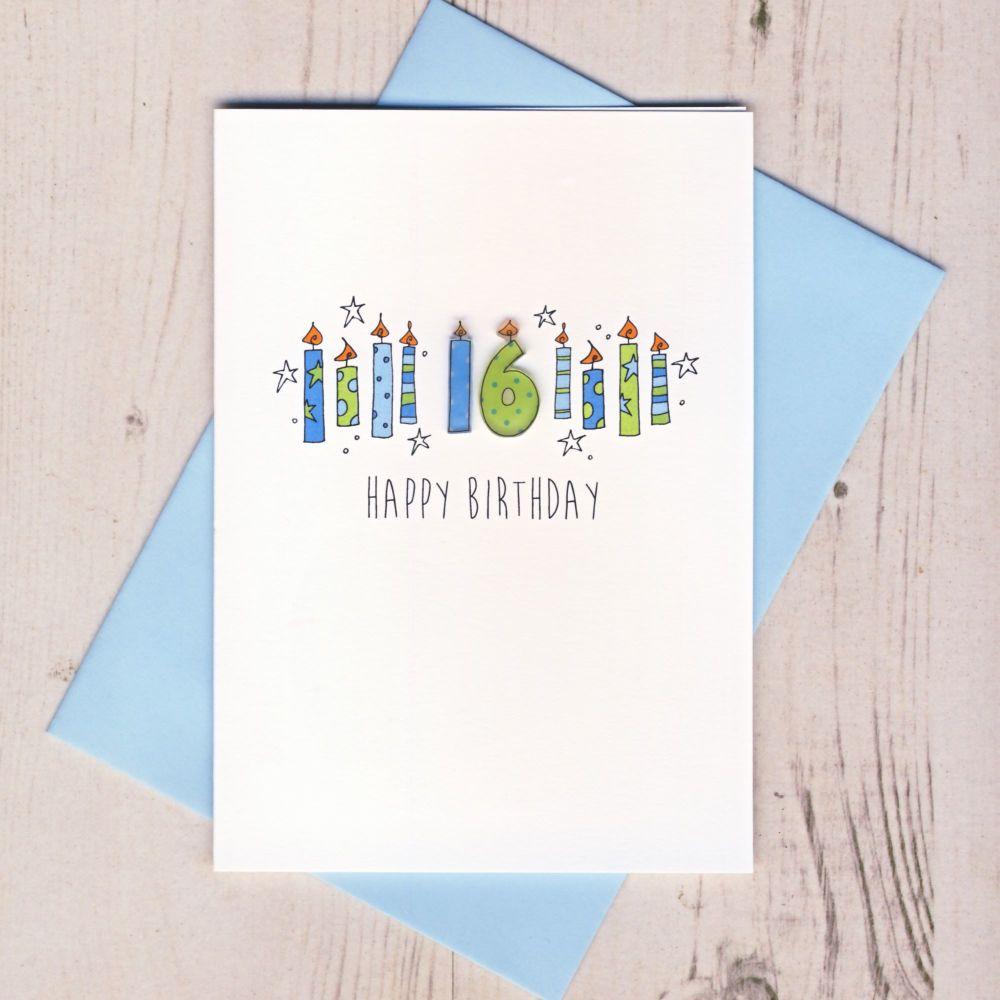 <!-- 001 -->Happy 16th Birthday