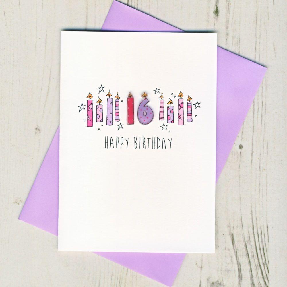 <!-- 003 -->Happy 16th Birthday