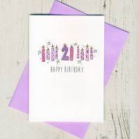 <!-- 002 -->Happy 21st Birthday