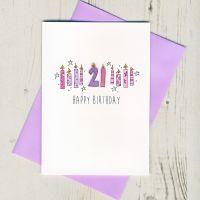 <!-- 002 -->Happy 21st Birthday