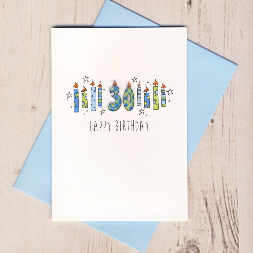 <!-- 001 -->Happy 30th Birthday