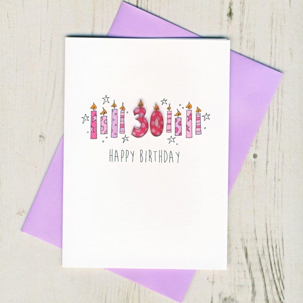 <!-- 003 -->Happy 30th Birthday