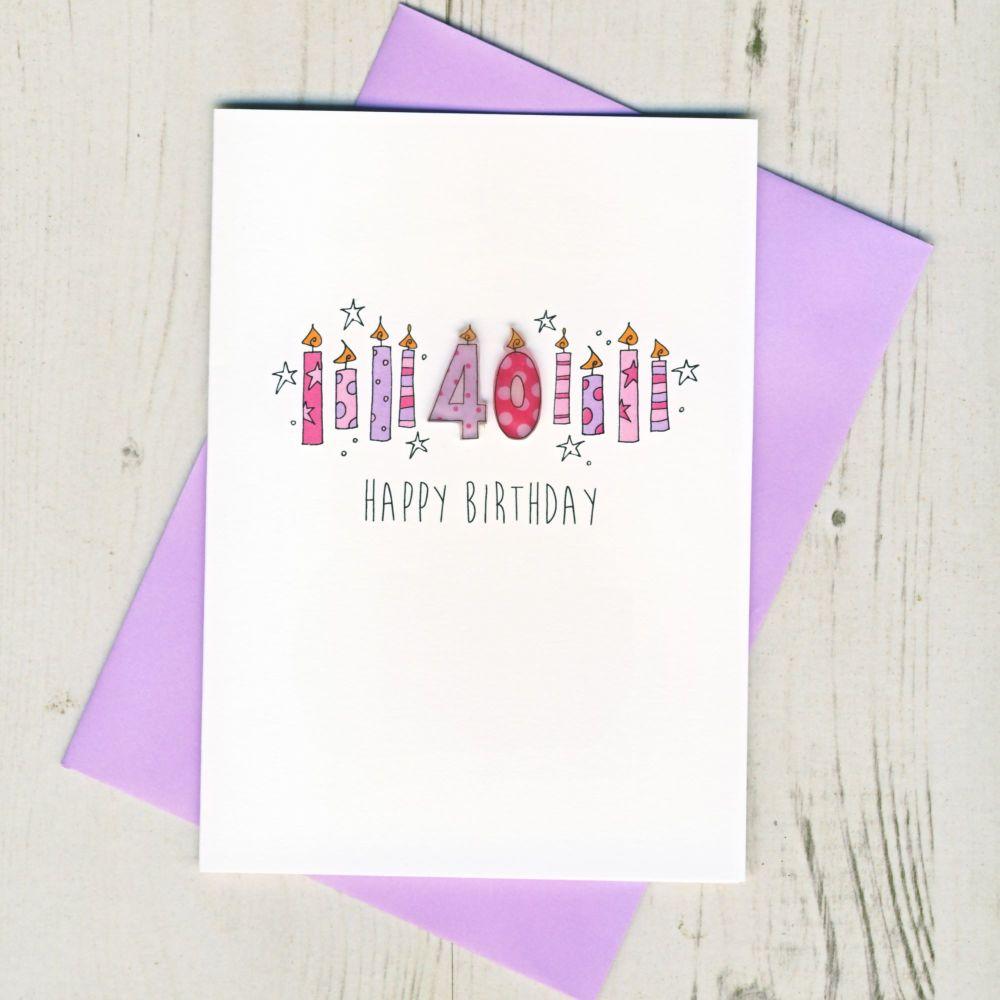 <!-- 003 -->Happy 40th Birthday