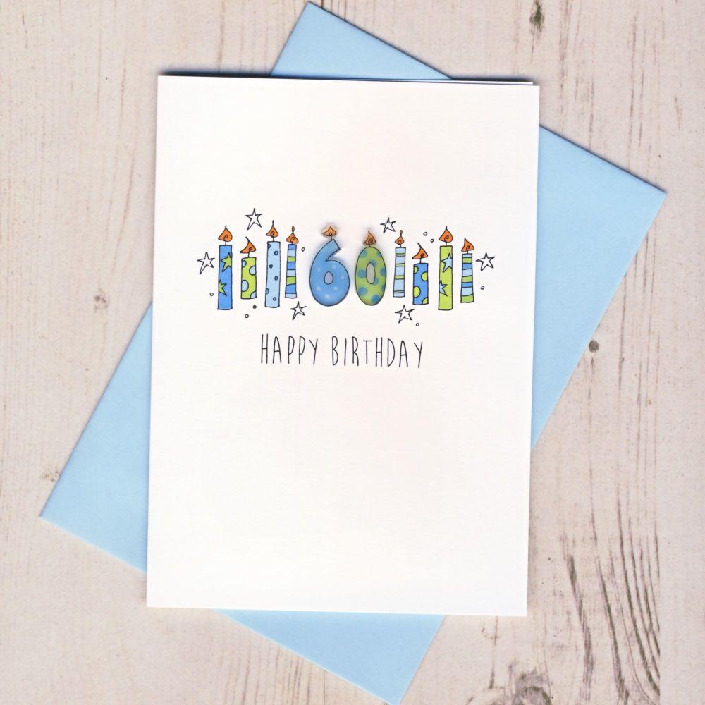 <!-- 001 -->Happy 60th Birthday
