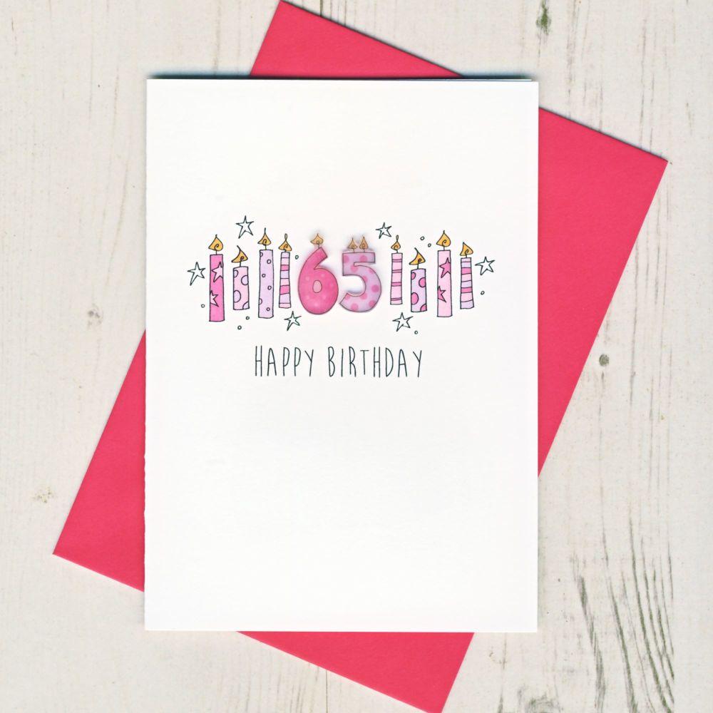 <!-- 002 -->Happy 65th Birthday