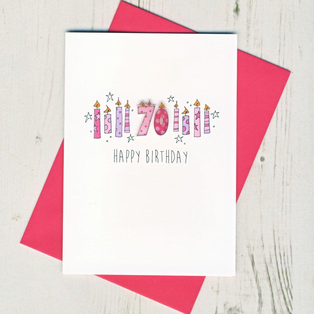 <!-- 002 -->Happy 70th Birthday