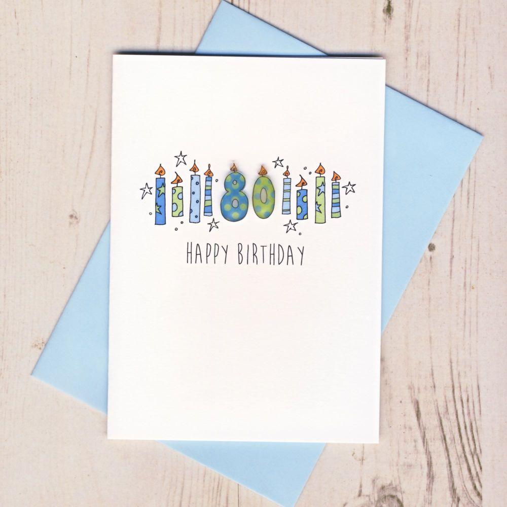 <!-- 001 -->Happy 80th Birthday