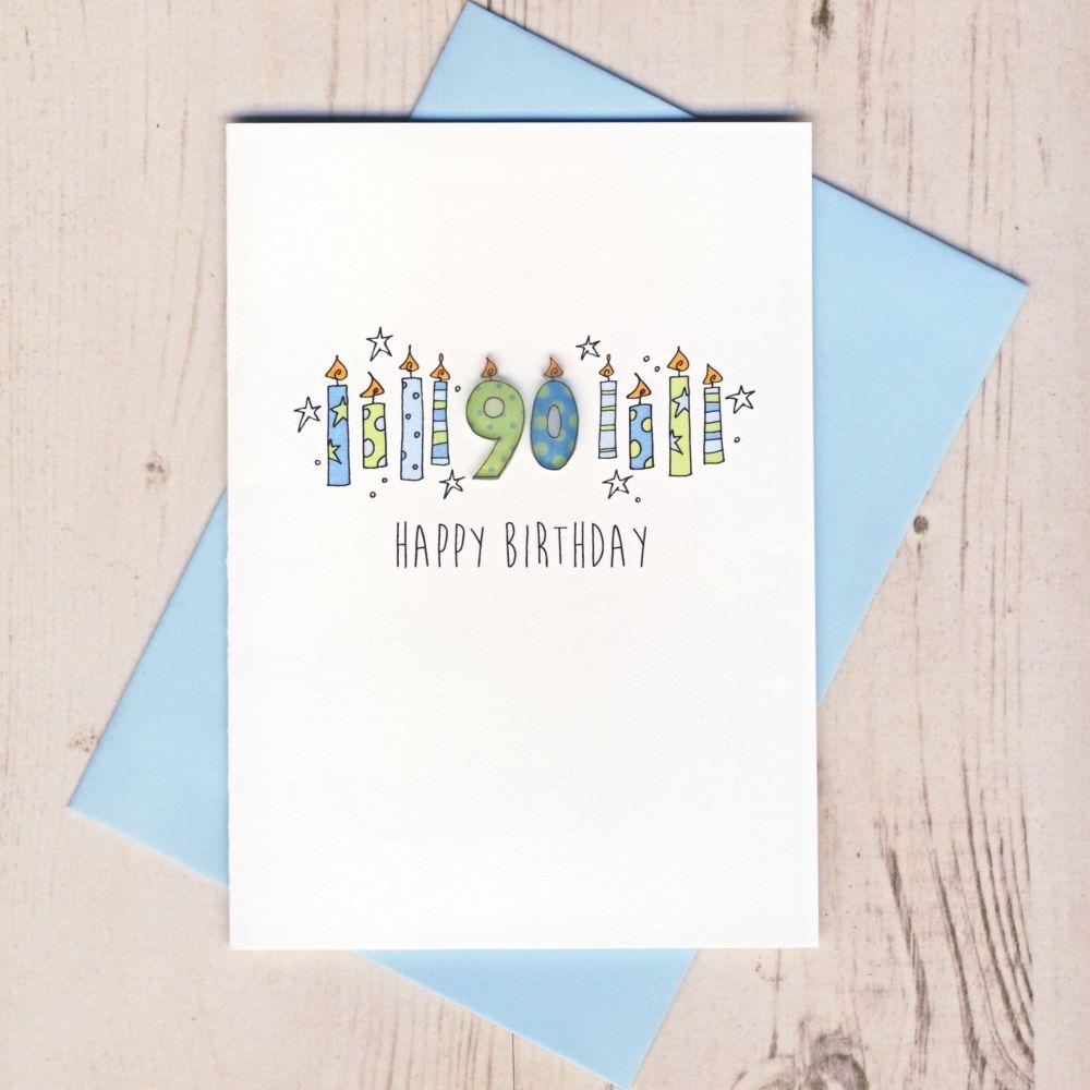 <!-- 001 -->Happy 90th Birthday