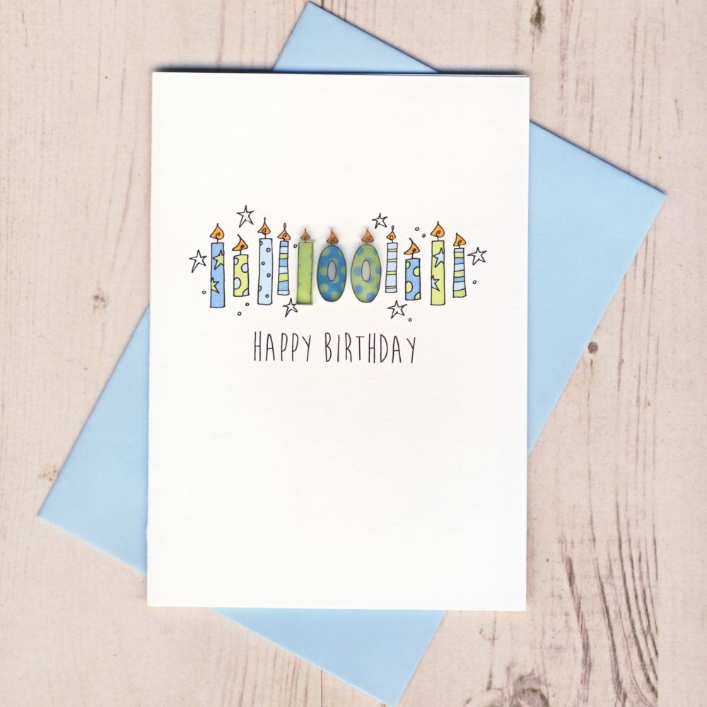 <!-- 001 -->Happy 100th Birthday