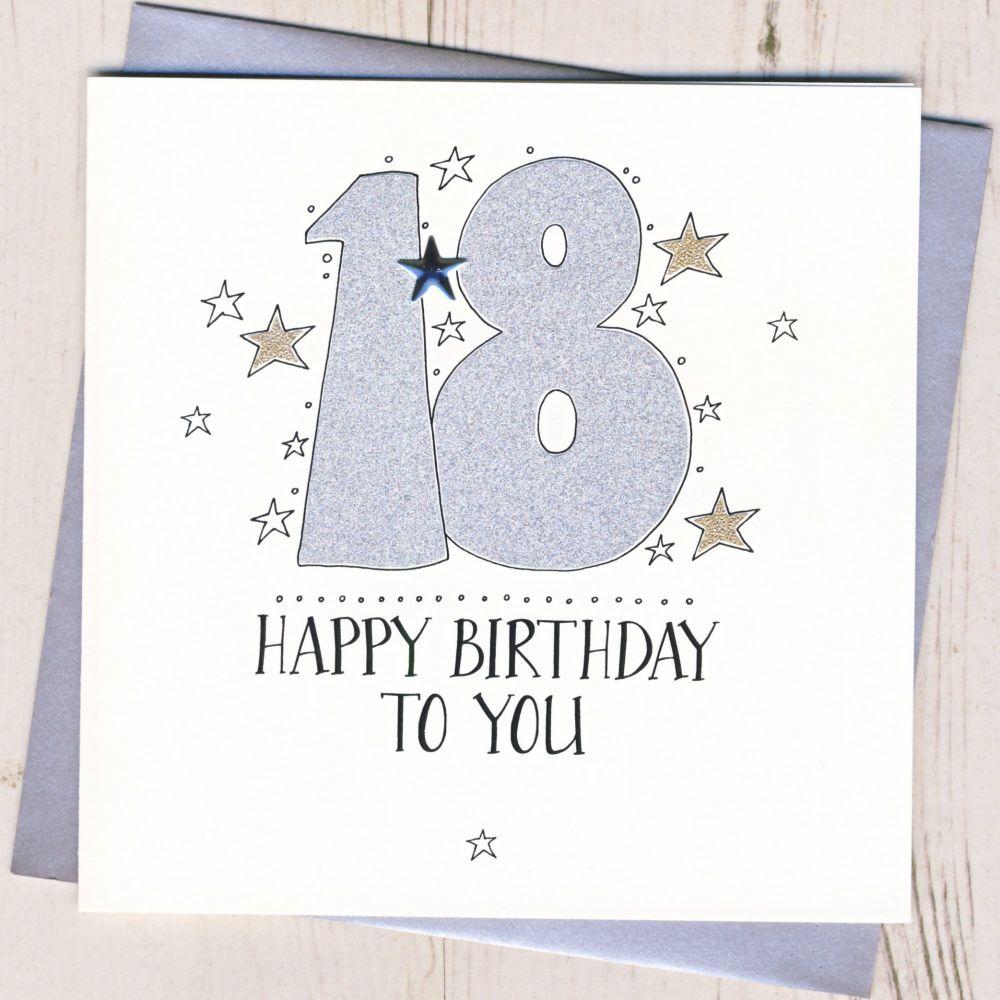 <!-- 008 -->Happy 18th Birthday