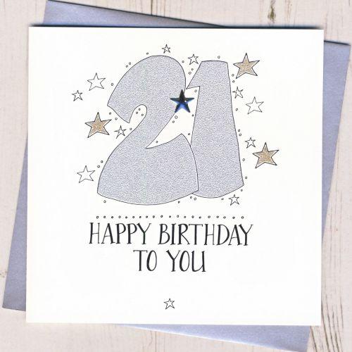 <!-- 006 -->Happy 21st Birthday