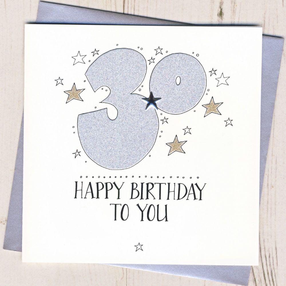 <!-- 008 -->Happy 30th Birthday