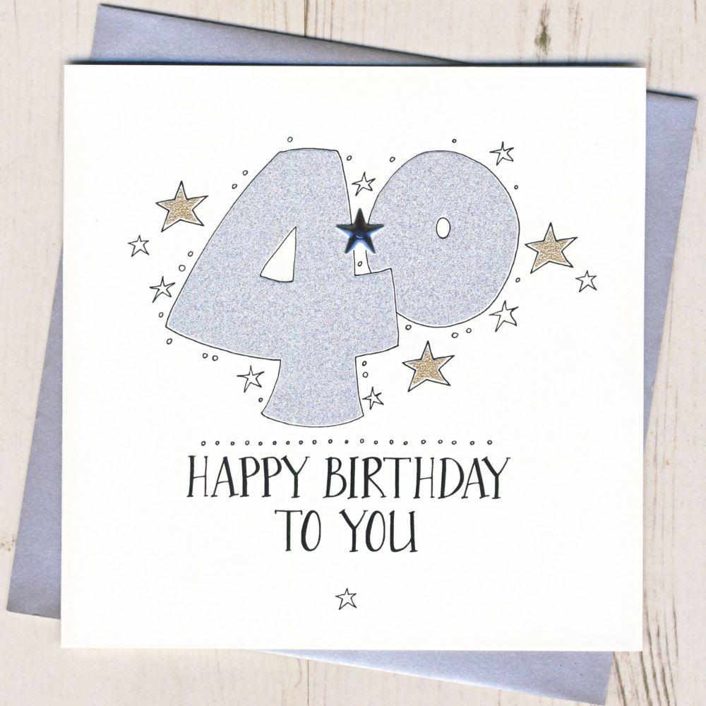 <!-- 008 -->Happy 40th Birthday