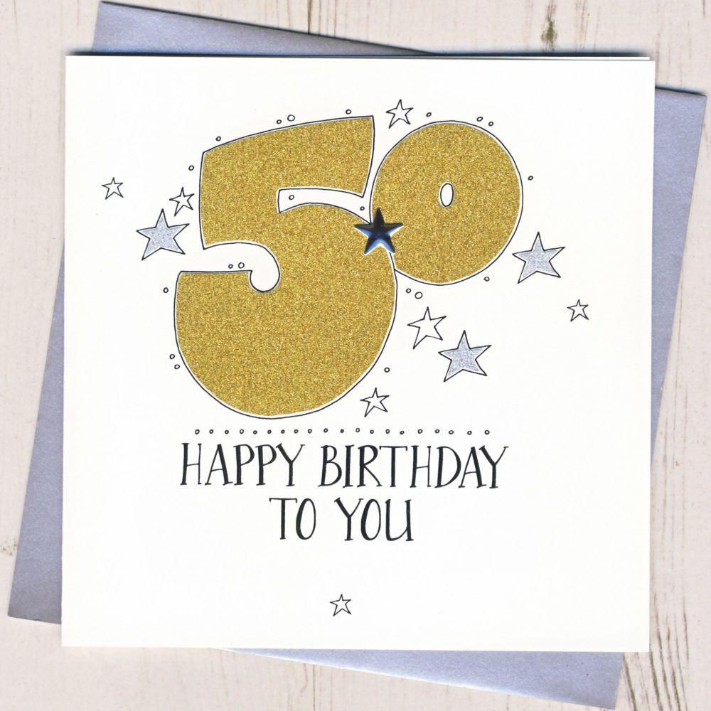 <!-- 009 -->Happy 50th Birthday