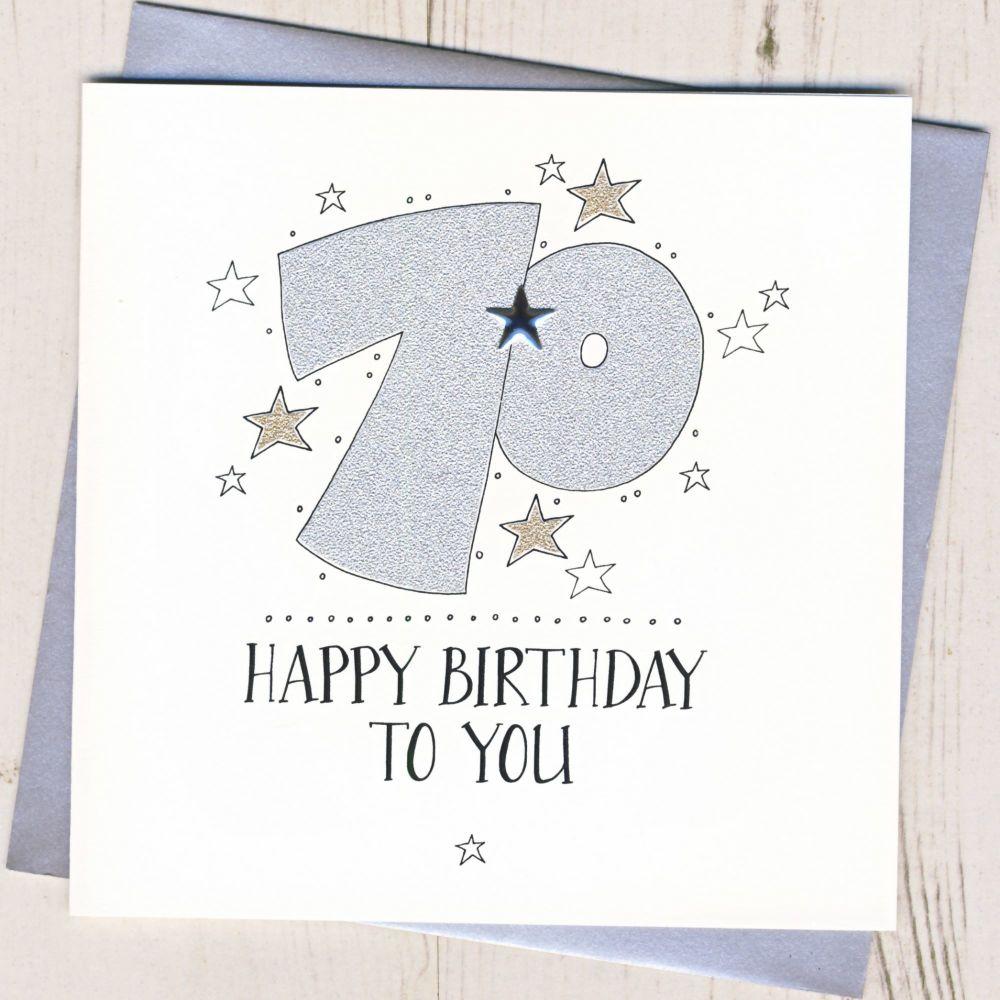 <!-- 008 -->Happy 70th Birthday