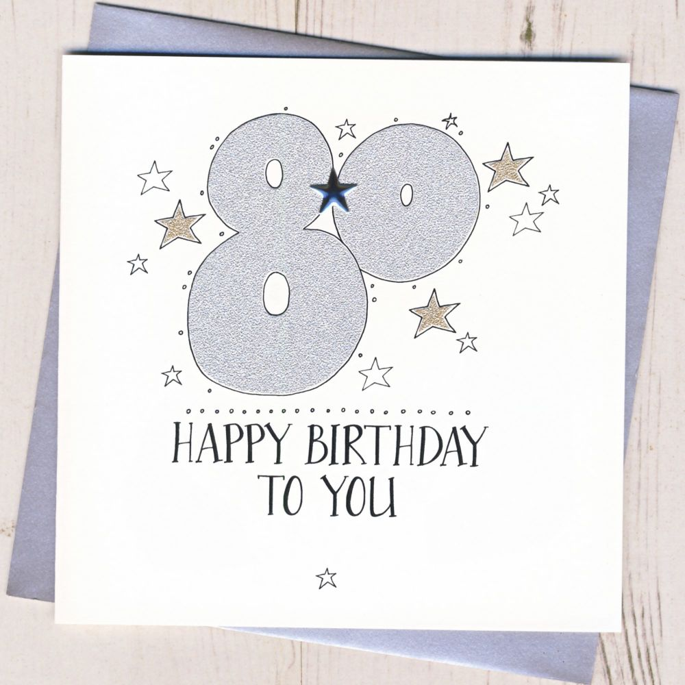 <!-- 008 -->Happy 80th Birthday