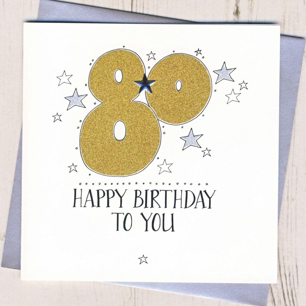 <!-- 009 -->Happy 80th Birthday