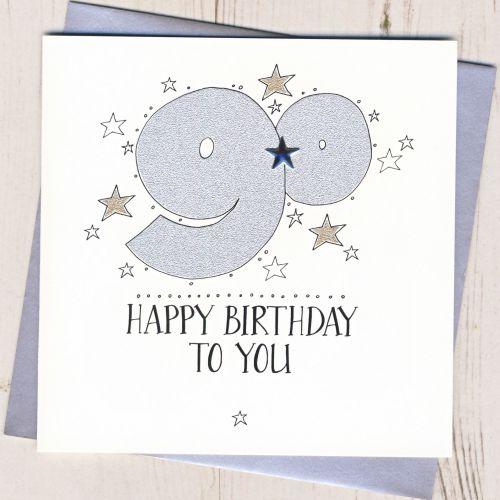 <!-- 008 -->Happy 90th Birthday