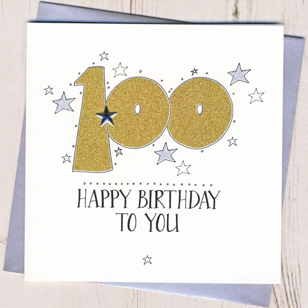 <!-- 007 -->Happy 100th Birthday