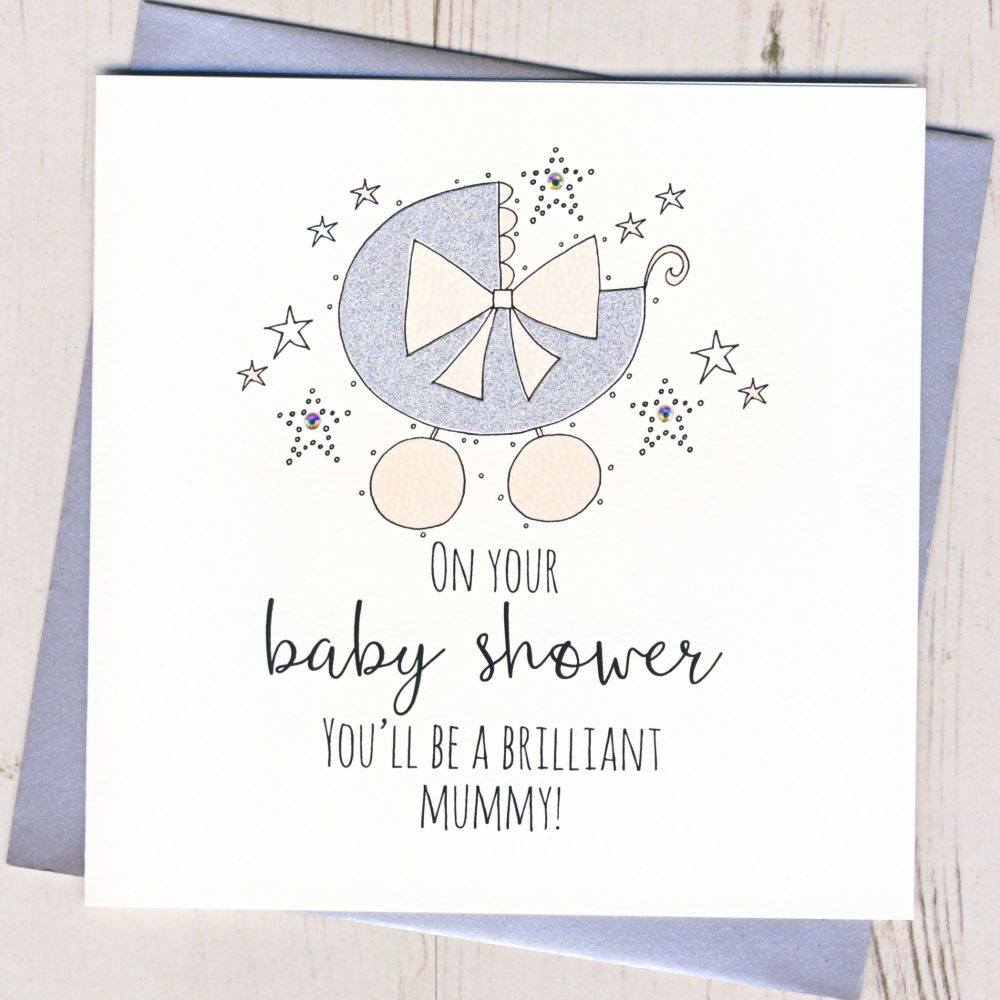 <!-- 001 -->Baby Shower Card