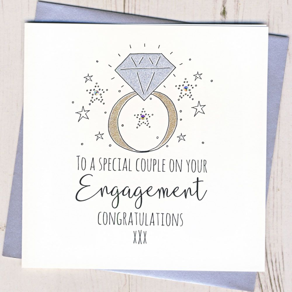 <!-- 001 -->Engagement Card