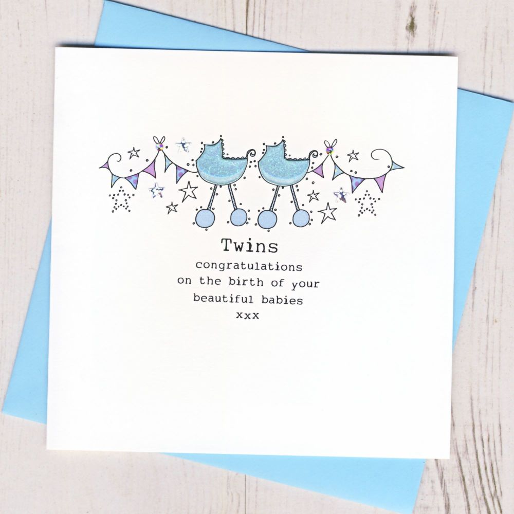 <!-- 008 -->New Baby Twins