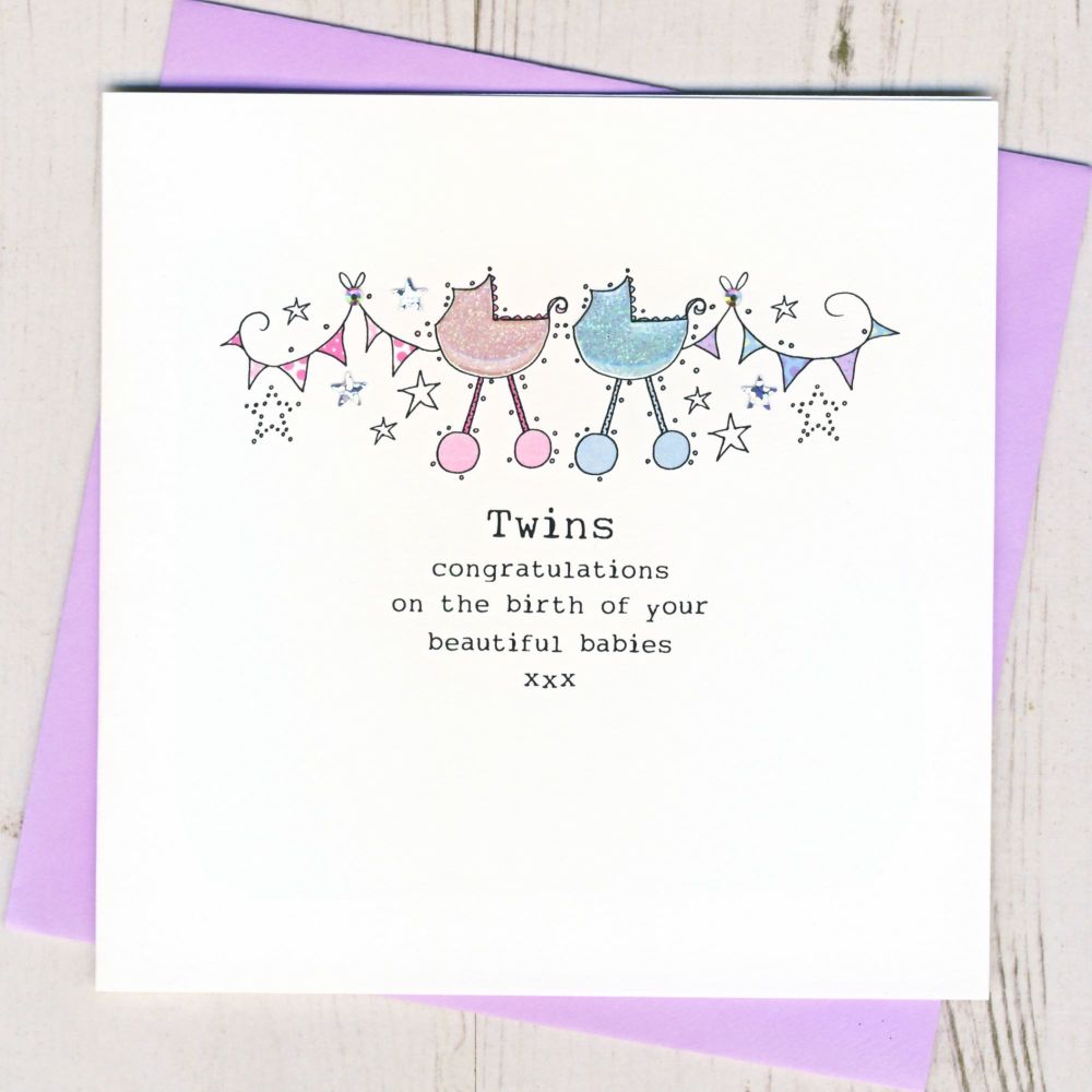 <!-- 010 -->New Baby Twins
