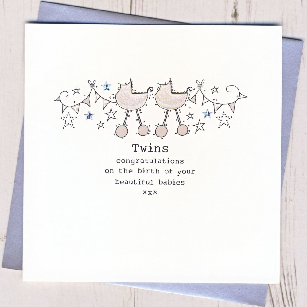 <!-- 011 -->New Baby Twins