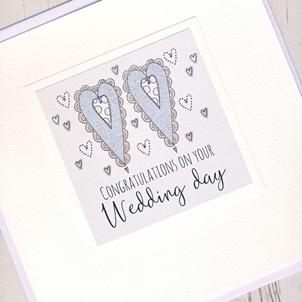<!-- 001 -->Large Wedding Card