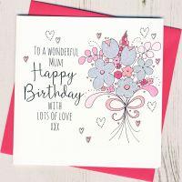 <!-- 002 -->Happy Birthday Mum
