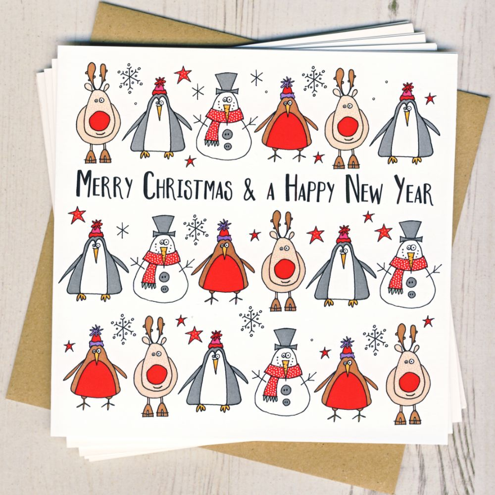 <!-- 002 --> Christmas Card Packs