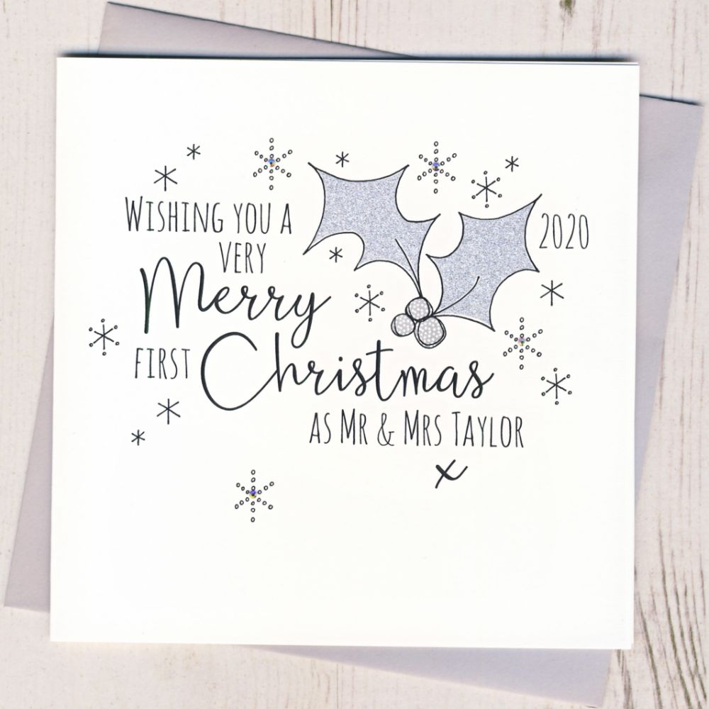 <!-- 003 --> Personalised Christmas Cards