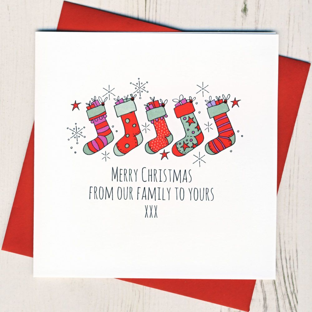 <!-- 001-->From Our Family To Yours