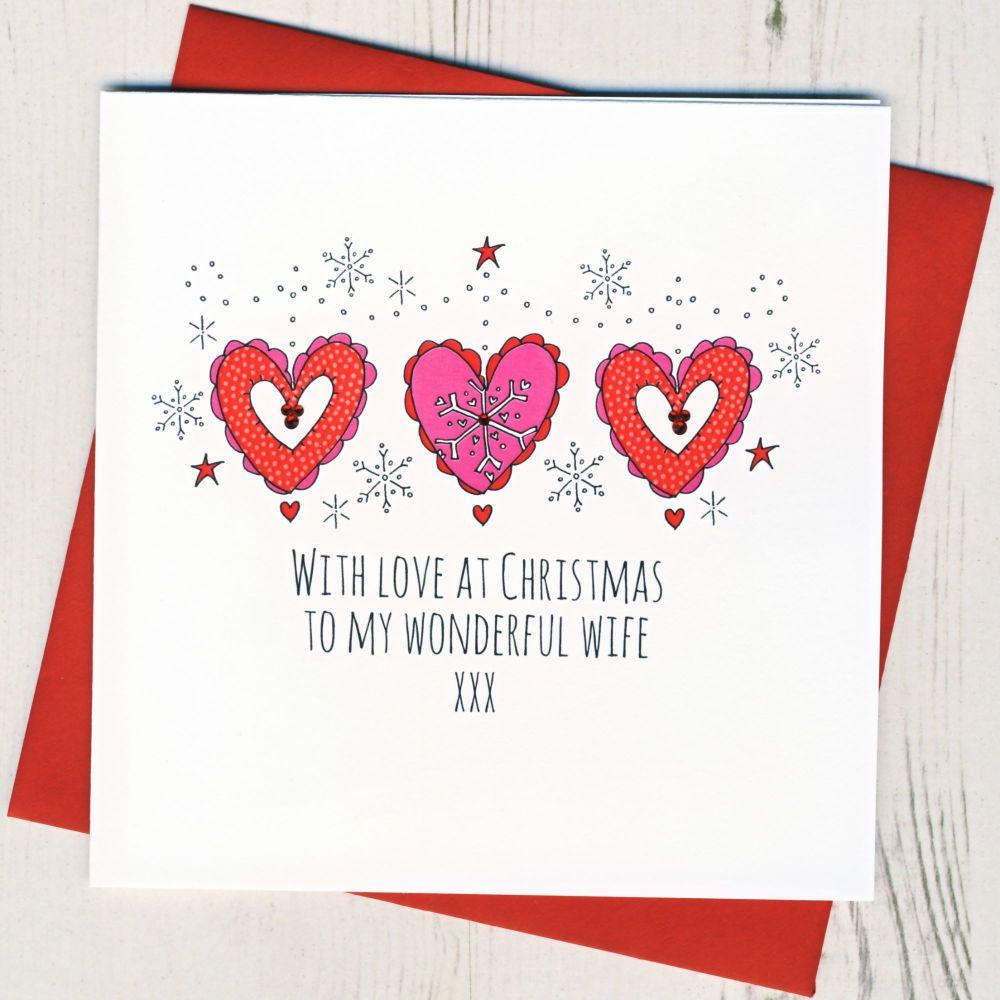 <!-- 001-->To A Wonderful Wife