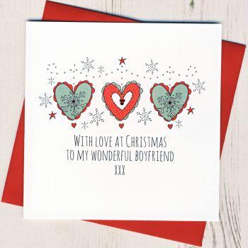 To A Wonderful Boyfriend