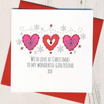 To A Wonderful Girlfriend