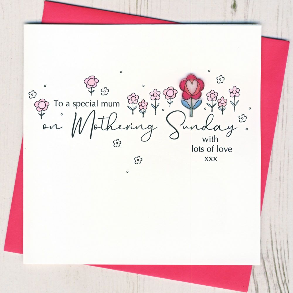 <!-- 001-->Mothering Sunday Card