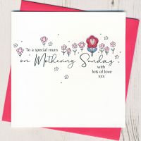 <!-- 002-->Mothering Sunday Card