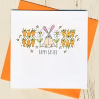 <!-- 001 -->Easter Bunny Card