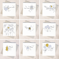 <!-- 001 -->Ten Glittery Birthday Cards