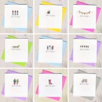<!-- 002 -->Ten Colourful Birthday Cards